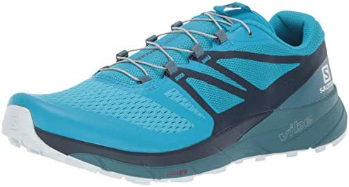 Salomon Men s Sense Ride 2 Trail Running Shoes Sneaker