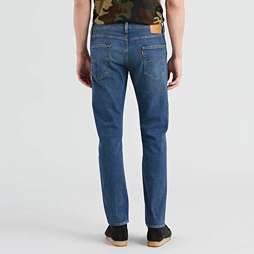 502 TaperJeans Bleucrocodile Levi's Homme Regular 0160 Adapt j3R4AL5