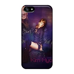 Fashion Case For Iphone 5/5s- Kim Hyo Yeongirls¡¯ Generation Defender Case Cover