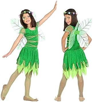 Atosa-56919 Disfraz Hada, Color Verde, 10 a 12 años (56919 ...