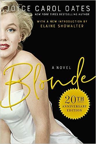 Amazon.com: Blonde 20th Anniversary Edition: A Novel (9780062968456): Oates, Joyce Carol, Showalter, Elaine: Books
