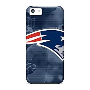 New Arrival BfR6212bqwe Premium Iphone 5c Cases(new England Patriots)