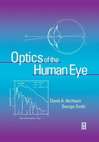 Optics of the Human Eye, 1e by David Atchison BScOptom MScOptom PhD GradCertEd FAAO - Smith Team Optics