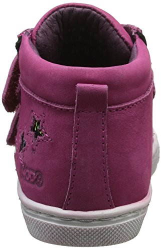 Mod8 Tara - Zapatos de primeros pasos Bebé-Niños Rosa - Rose (Fuchsia)