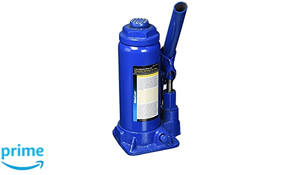 Amazon.com: Mintcraft Jl-t906033l 6 Ton Hydraulic Bottle Jack: Home Improvement