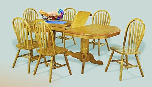 Double Pedestal Table - 9