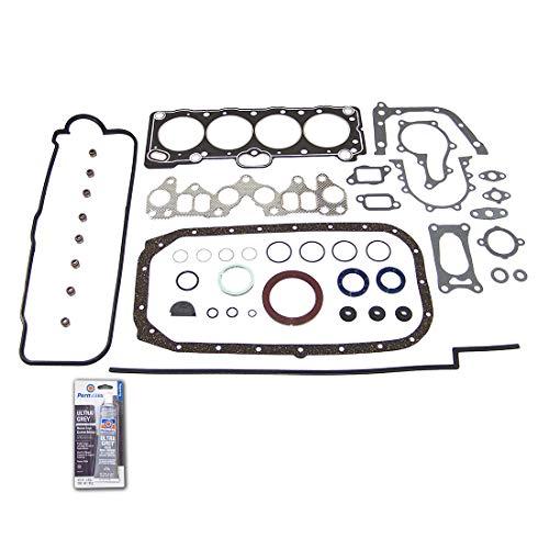 DNJ FGS9014 Full Gasket/Sealing Set 1983-1988 / Toyota/Tercel / 1.5L / SOHC / L4 / 8V / 1452cc / 3AC
