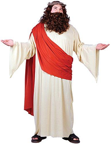 Morris Costumes Jesus Plus Size -