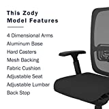 Haworth Zody High Performance Office Chair with