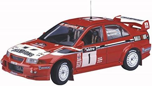 ハセガワ 1/24 三菱 ランサーエボリューション6 1999年 WRC ドライバーズチャンピオン プラモデル 20303
