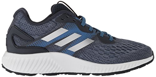 adidas Metallic m Aerobounce Collegiate Trace Royal Shoe Men's Silver Navy Running fpAr0fgq