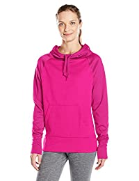 Hanes Womens Sport Performance Fleece Pullover Hoodie Hoody