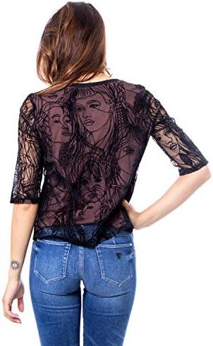 Desigual 19WWTK33 6042 - Maglietta da donna