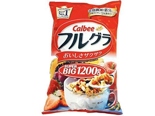 Calbee Fruit granola 1200g(2.65lb)