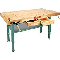 Grizzly Oak Workbench T10157 review