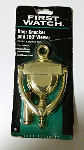 Door Knocker and 160* Viewer