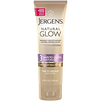 Natural Glow +Firming Daily Moisturizer by jergens #9