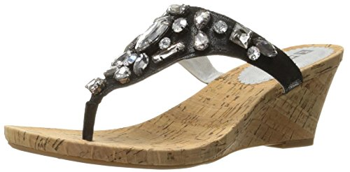 Mountain White Femmes Onyx Ablaze Sandales Compensées Hwa6Pq4