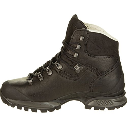 hanwag LHASA hombre-trekking/botas de montaña, negro