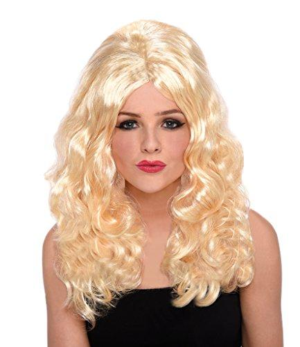 Blonde Halloween Wig (Blonde Pammy Wig - Halloween)