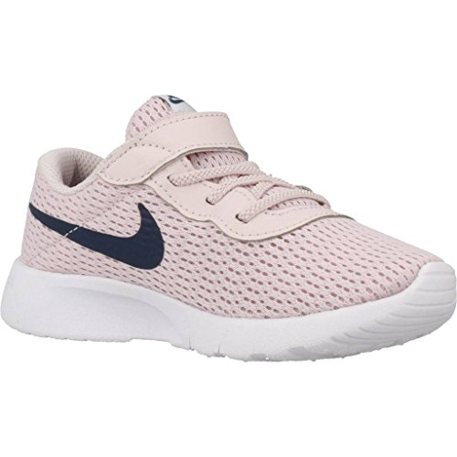 Navy Rose Tanjun NIKE Newborn TDV White Shoes Boys for Barely Baby Babies vBzdq