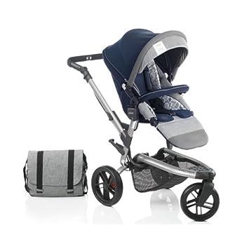 silla de paseo reversible con chasis de estilo minimalista Jané Trider R12 - Blue Moon: Amazon.es: Bebé