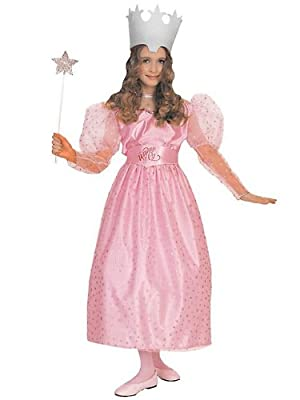 Wizard of Oz Deluxe Glinda The Good Witch Costume (75th Anniversary Edition)