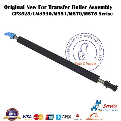 (Printer Parts Genuine New Secondary Transfer Roller Assembly CC468-67914 RM1-8176 for HP3525 HP3530 HP CP3525 CM3530 M551 M575 M570 Serise)
