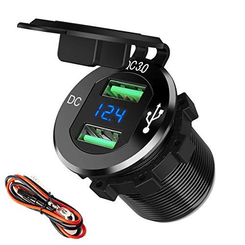 12v usb car charger - 8