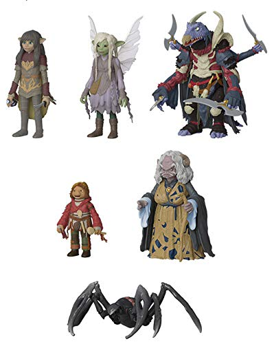 """Funko Dark Crystal: Age of Resistance 3.75"""" Action Figures (Set of 6)"""