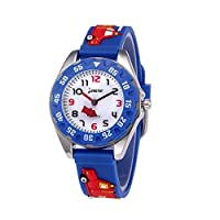 Toys Christmas Gifts for 3-12 Year Old Girl Boys, GZCY Waterproof Watch for for 3-12 Year Old Boy Girls Age 3-12 Birthday Present
