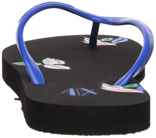 Flip Stampate Donna Modello flop Foglie Micro Da Di qC7AZWwxt
