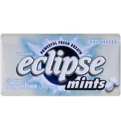 Wrigley Eclipse Mints Cool Breeze x 16