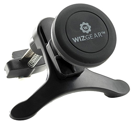 car-mount-wizgear-universal-air-vent-magnetic-car-mount-holder-with-fast-swift-snap-technology-for-a