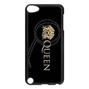 iPod Touch 5 Case Black Queen Band utqp