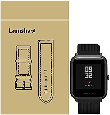 Amazon.com: for Xiaomi Amazfit Bip Band, Lamshaw Classic ...