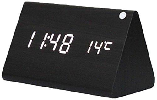 NakaLight Wake Up Light Sunrise Alarm Clock for Heavy Sleepers Alarm Clock with Sunrise and Sunset