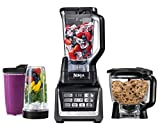 Nutri Ninja Auto-IQ Kitchen System 1500W Stand Alone Blender, Food Processor, and Smoothie Maker