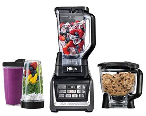 Nutri Ninja Auto-IQ Kitchen System (BL681C) (Ninja Food Processor 1500)