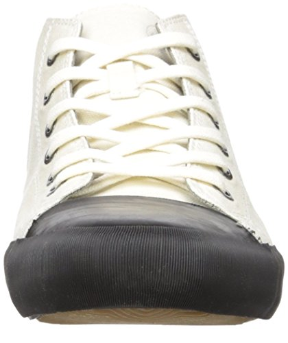 Sneaker 67 Walls Men SeaVees Oyster 04 Fashion Cut Mid White Ex8qZTwq