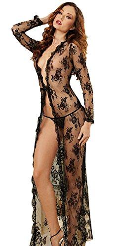 BellaFox Through Dress Lingerie Thong product image