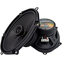 Harmony Audio HA-R68 Car Stereo Rhythm Series 5x7 6x8 Replacement 225W Speakers
