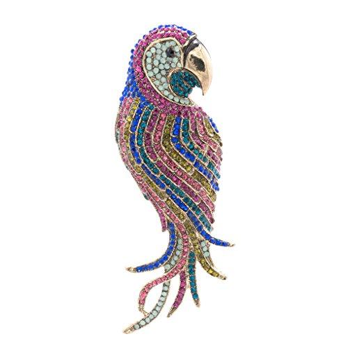 Parrot Bird Pin - 4