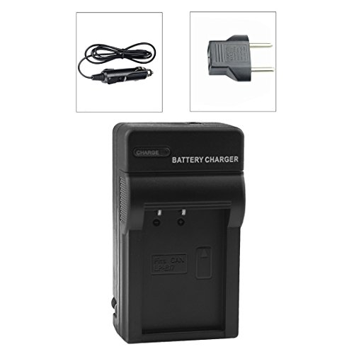 DSTE Charger Adapter Battery LC E17C