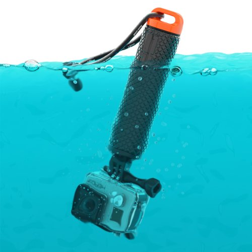 POV Dive Buoy - Floating Hand Grip for GoPro HD Hero 4, 3+, 3, 2