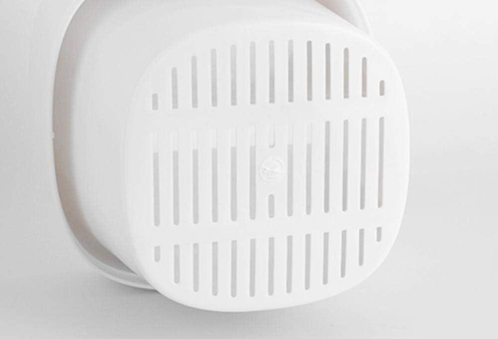 esp/átula blanco @ blanco cuchara pl/ástico duradero Escurridor de cubiertos simple tenedor de almacenamiento