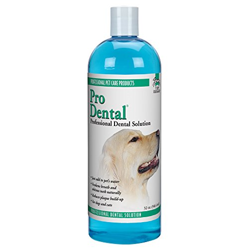 Top Performance ProDental Solution — Innovative Solution for Cleaning Pets' Teeth and Gums, 32 oz. by Top Performance
