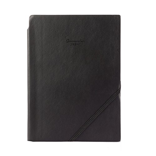 Softcover PU Leather Notebook Premium Classic Thick Paper Notebook Best for Journal Writing, Business & Study note-taking (Ruled Writing Paper)