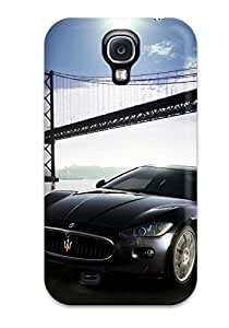ImAWjdi1883HlvSY Anti-scratch Case Cover CaseyKBrown Protective Maserati Granturismo Case For Galaxy S4