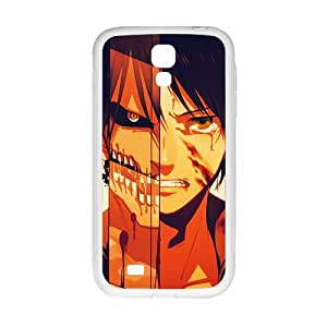 Happy Brown distinctive boy Cell Phone Case for Samsung Galaxy S4